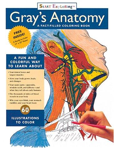 anatomy coloring | ספרים וסופרים