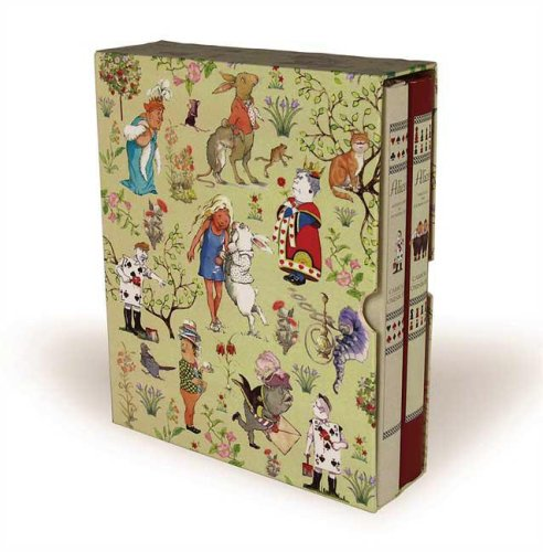 The Complete Alice: Slipcased Gift Set - Lewis Carroll