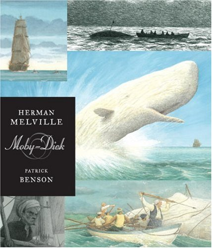 Moby-Dick: Candlewick Illustrated Classic - Herman Melville