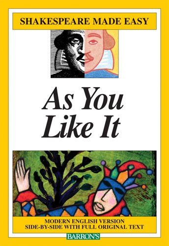 As You Like It (Shakespeare Made Easy) - William Shakespeare