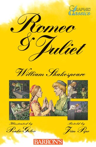 Romeo and Juliet (Graphic Classics (Paper)) - William Shakespeare