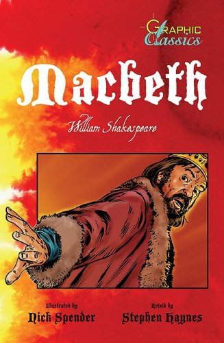 Macbeth (Graphic Classics (Cloth)) - William Shakespeare