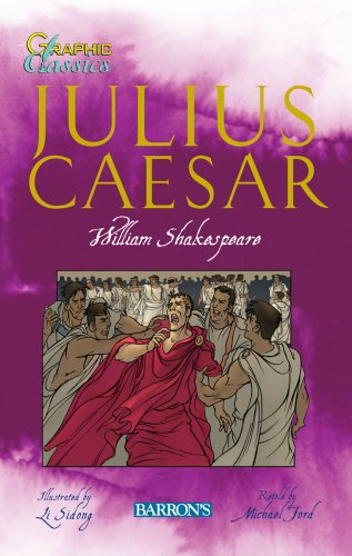 Julius Caesar (Graphic Classics) - William Shakespeare