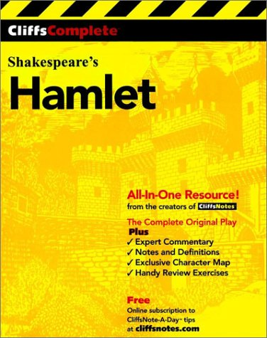 Shakespeare's Hamlet (Cliffs Complete) - William Shakespeare
