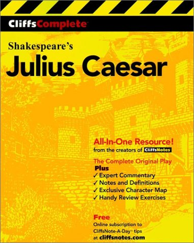 Julius Caesar (Cliffs Complete) - William Shakespeare