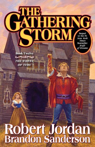 The Gathering Storm (Wheel of Time) - Robert Jordan