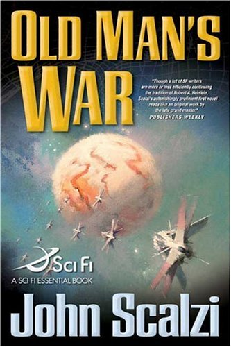 Old Man's War - Old Man's War #1 - John Scalzi