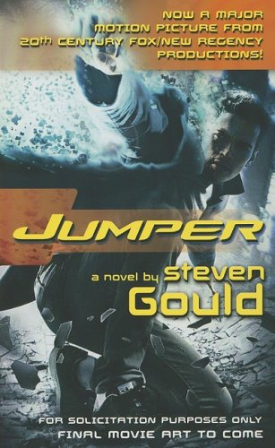 Jumper: A Novel - Steven Gould