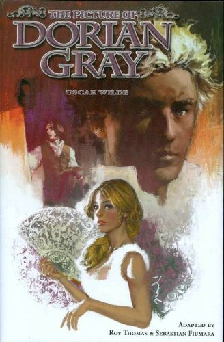 The Picture of Dorian Gray (Marvel Illustrated) - Oscar Wilde