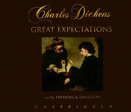 Great Expectations: Library Edition - Charles Dickens