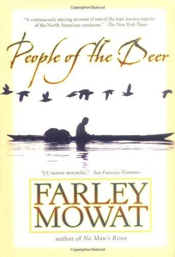 bay of spirits mowat farley