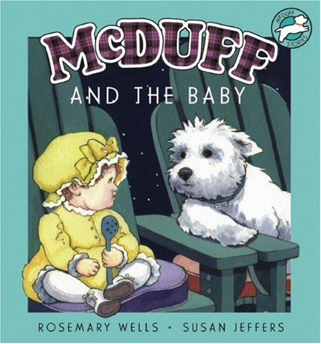 McDuff and the Baby (new design) - Rosemary Wells