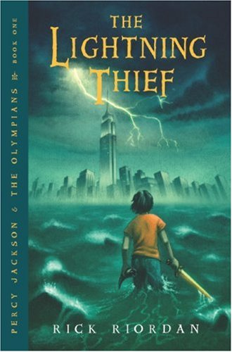 The Lightning Thief (Percy Jackson and the Olympians, Book 1) - Rick Riordan