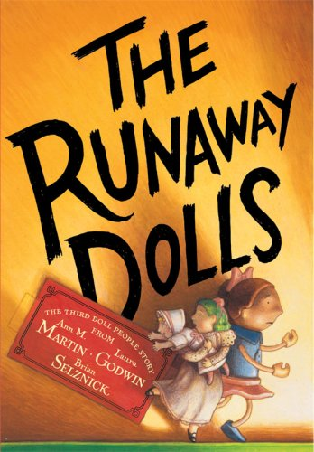 The Runaway Dolls (The Doll People) - Ann M Martin