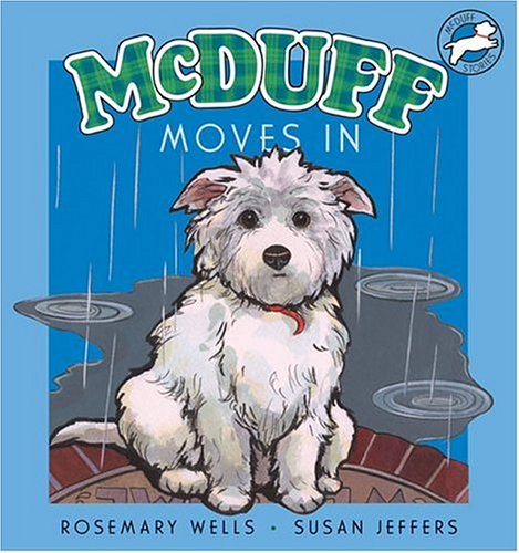 McDuff Moves In (new design) - Rosemary Wells