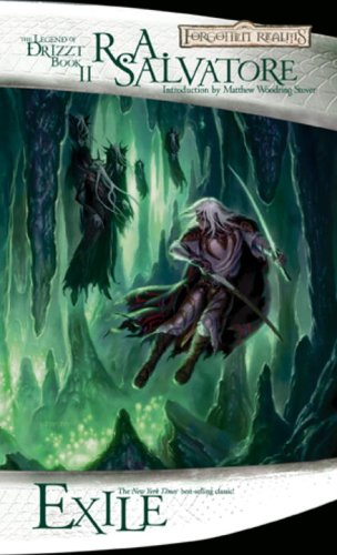 Exile: Part 2 (Forgotten Realms: The Legend of Drizzt, Book II) - R.A. Salvatore