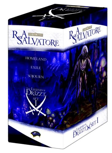 The Legend of Drizzt Boxed Set, Books I-III (Set 1, Bks. 1-3) - R.A. Salvatore