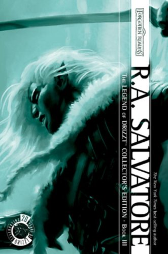The Legend of Drizzt Collector's Edition, Book III (Bk.3) - R.A. Salvatore