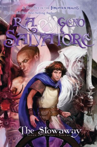 The Stowaway: Stone of Tymora, Book I - R.A. Salvatore