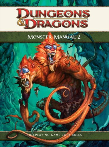 Paizo. Com dungeons & dragons rpg—4th edition: monster manual.