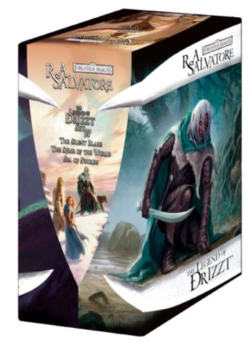 The Legend of Drizzt Boxed Set, Books XI - XIII - R.A. Salvatore