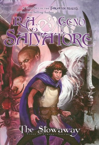 The Stowaway RLB: Stone of Tymora, Book I - R.A. Salvatore