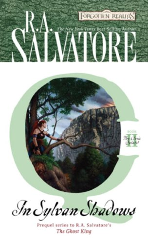 In Sylvan Shadows: The Cleric Quintet, Book II - R.A. Salvatore