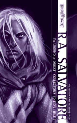 The Legend of Drizzt Collector's Edition, Book I - R.A. Salvatore
