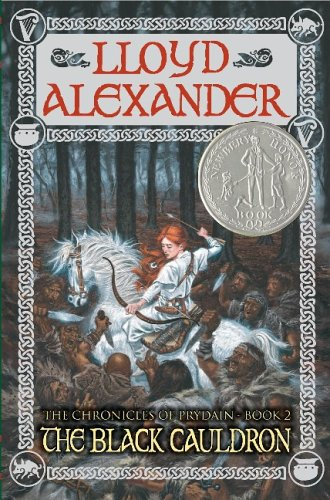The Black Cauldron (The Chronicles of Prydain) - Lloyd Alexander