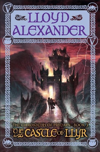 The Castle of Llyr (The Chronicles of Prydain) - Lloyd Alexander