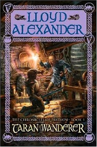 Taran Wanderer (The Chronicles of Prydain) - Lloyd Alexander