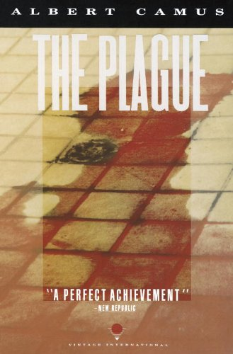 The Plague (Turtleback School & Library Binding Edition) - Albert Camus