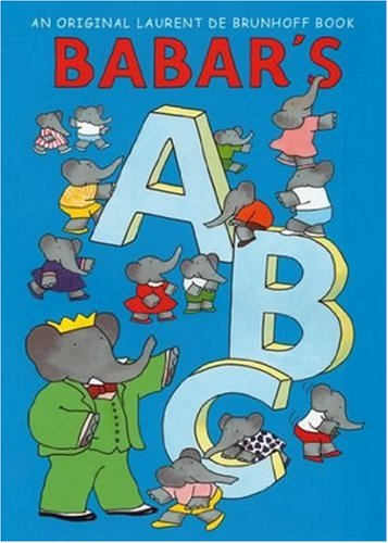 Babar's ABC - Laurent De Brunhoff