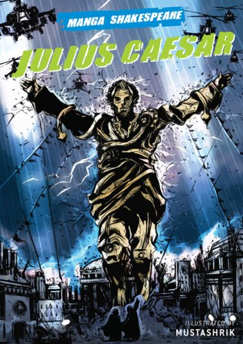 Manga Shakespeare: Julius Caesar - William Shakespeare