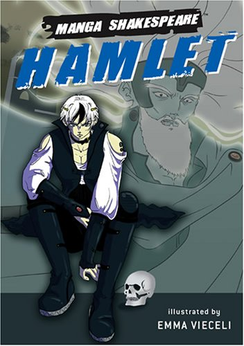 Manga Shakespeare: Hamlet - William Shakespeare