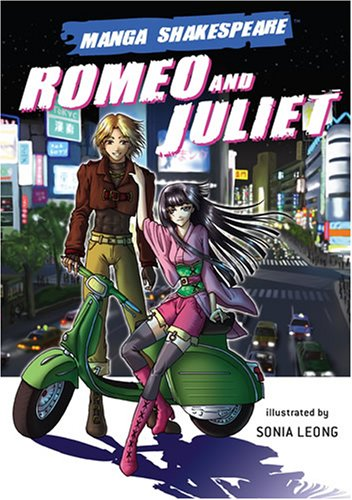 Manga Shakespeare: Romeo and Juliet - William Shakespeare
