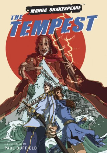 Manga Shakespeare: The Tempest - William Shakespeare