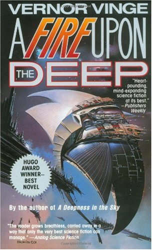 A Fire Upon The Deep - (Zones of Thought) - Vernor Vinge