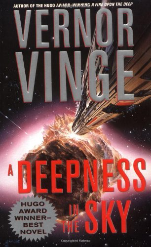 A Deepness in the Sky (Zones of Thought) - Vernor Vinge