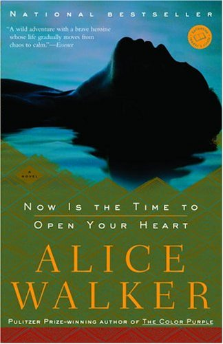 Now Is the Time to Open Your Heart: A Novel - Alice Walker