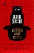 The Mysterious Affair at Styles: A Detective Story (Mortalis) - Agatha Christie