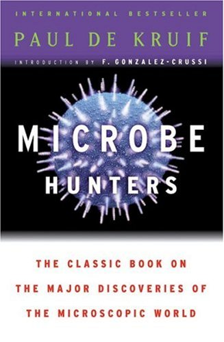 Microbe hunters - POCKET BOOKS # / Paul Kruif