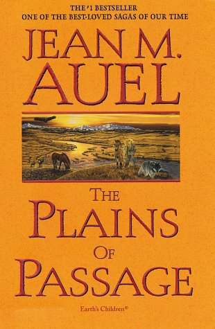 The plains of passage - Jean M Auel