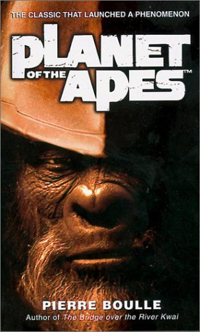 Planet of the apes / Pierre Boulle