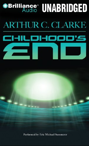 Childhood's end - Arthur C Clarke
