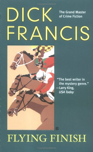Flying finish - PAN BOOKS # / Dick Francis