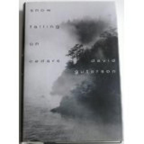Snow falling on cedars - VINTAGE CONTEMPORARIES # / David Guterson