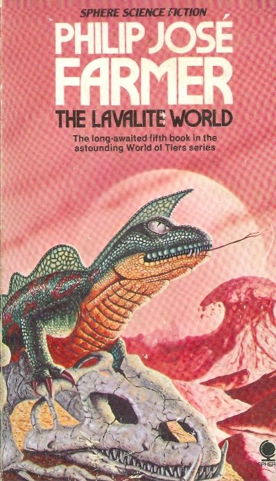 The lavalite world - AN ACE BOOK # / Philip Jose Farmer