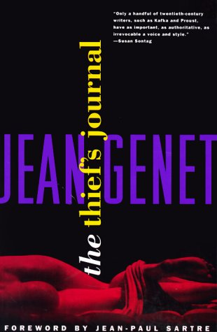 The thief's journal / Jean Genet