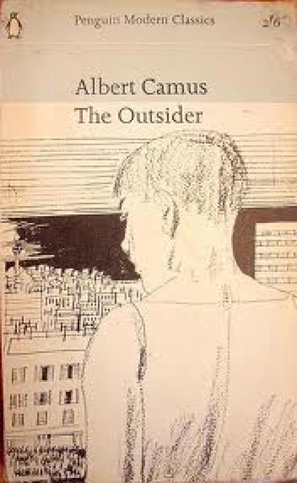 the Outsider - PENGUIN MODERN CLASSICS # - Albert Camus
